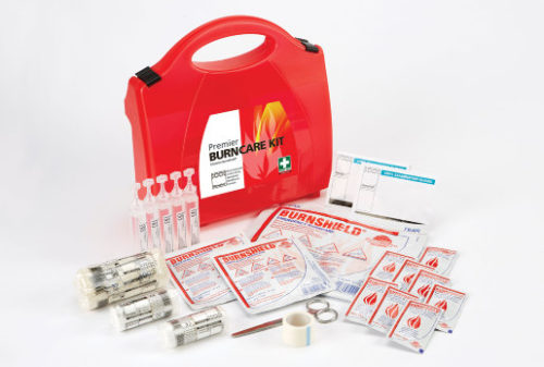 First Aid Kits Burn Care