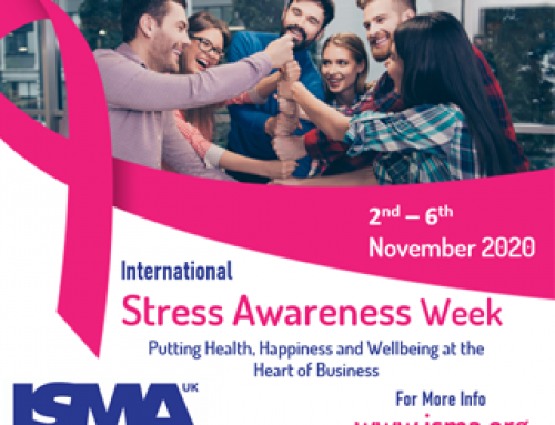 International Stress Awareness Week 2nd -6th November