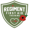 Regiment First Aid Training Logo